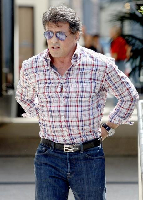 Sylvester Stallone In The Clear Expendables Lawsuit