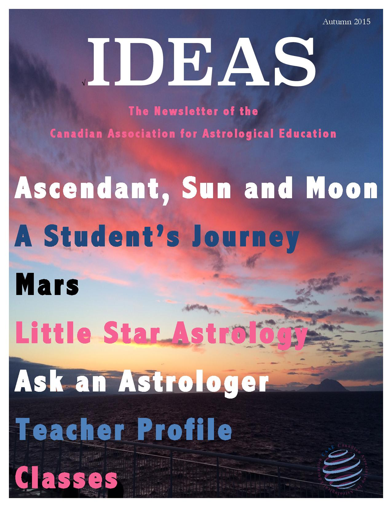 Ideas Autumn Cover Page 001