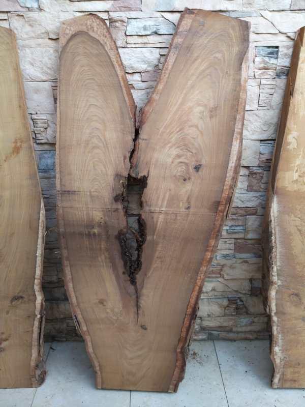 פלטות עץ סיסם הודי צורה C