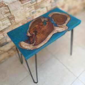 שולחן קפה עץ סיסם הודי