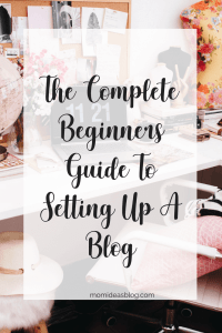 Step by step guide to set up a blog on Wordpress