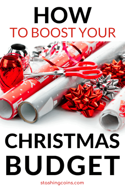 Boost your Christmas budget with any of these side jobs.