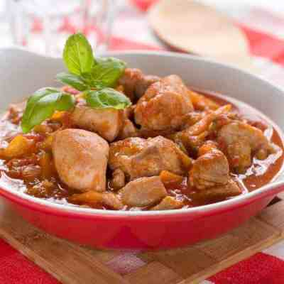 Easy peasy chicken gravy crock pot dinner meals