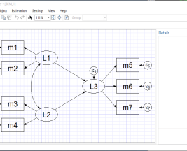 SEM Builder screenshot