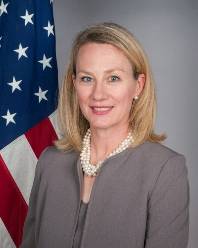 Alice G. Wells, Principal Deputy Assistant Secretary for the Bureau of South and Central Asian Affairs [State Department Image]