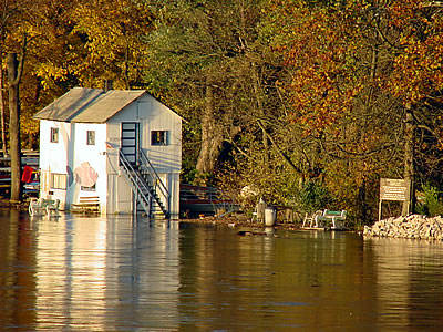 Delaware River Basin Commission Flooding Events In The Drb
