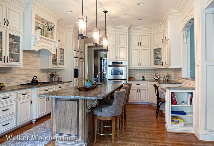Charlotte Custom Cabinetry Furniture Walker Woodworking