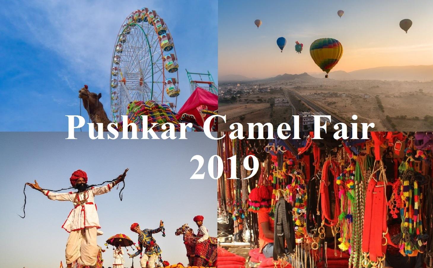 Pushkar Camel Fair Tour – A Celebration Of Culture And Traditions