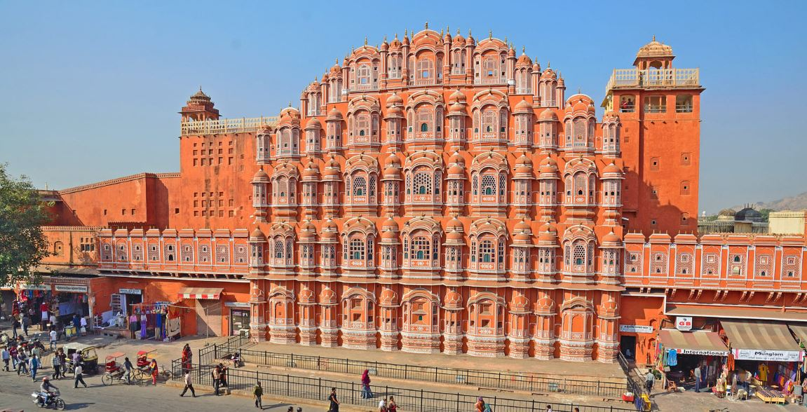 HawaMahal, Golden Triangle Tour