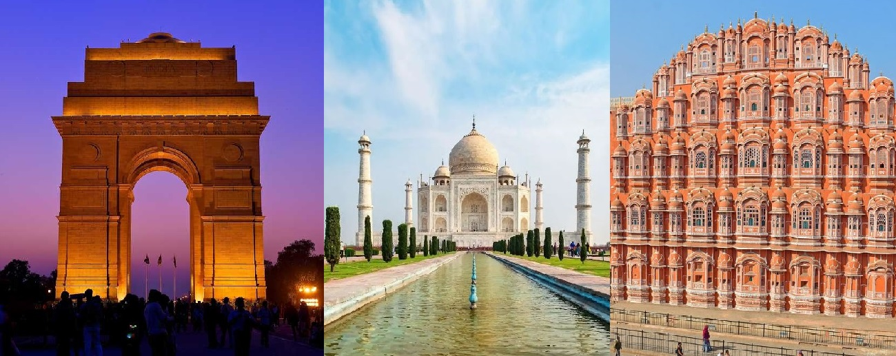 Golden Triangle Tour India – A Sneak Peek into The Heritage and History of India