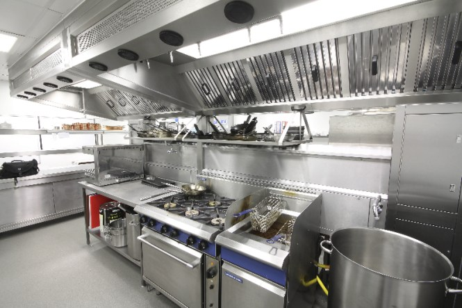 Restaurant Kitchen Hoods Stainless Steel restaurant hood system installation cost - best hood 2017