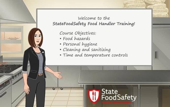 Get Food Handlers Permit Online