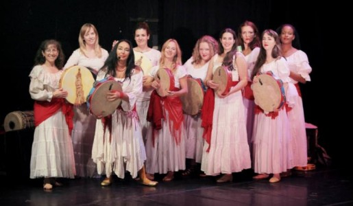 A Women's Ensemble Concert with Daughters of Cybele Tuesday, March 22nd @ 7:00 PM at Casa Belvedere