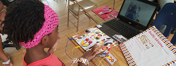 Youth Tech Workshops