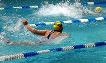 Senior Games: Swimming