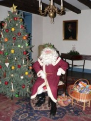 Colonial Christmas at the Conference House