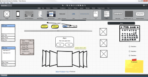 Balsamiq Wireframe Tool