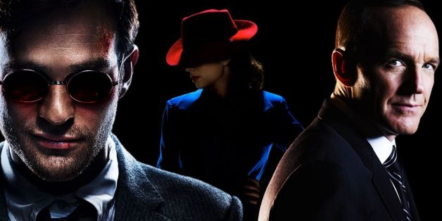 Capsule Reviews: Marvel Television Series