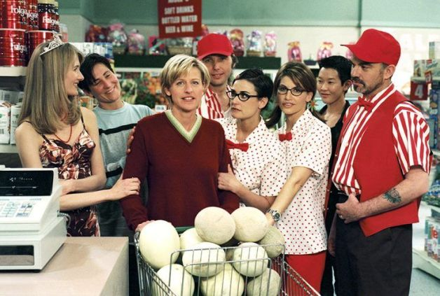 Good for You, You're Gay: Twenty Years Since Ellen Came Out