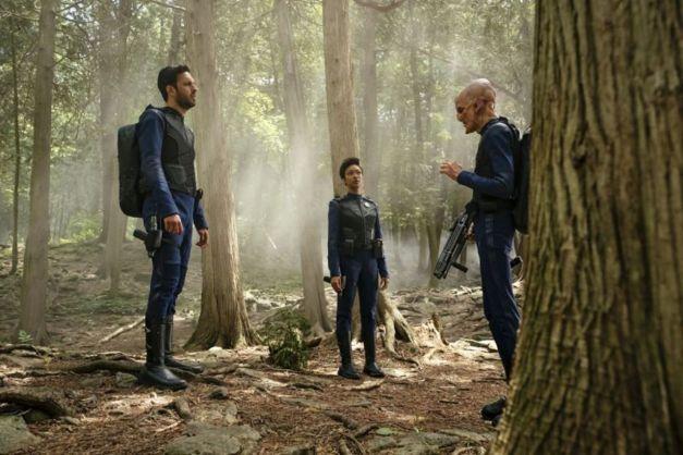 Star Trek: Discovery1.8: Si Vis Pacem, Para Bellum