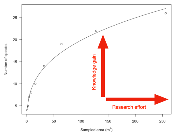Why are derivatives important in biology? A case-study with nonlinear regression