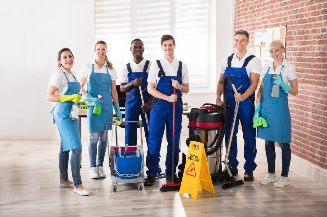 Why Your Commercial Cleaning Company's Culture Matters