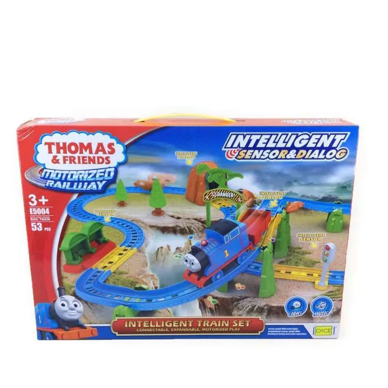 Jual Figoltoys Kereta Thomas E5004 Thomas Train Mainan Anak Online Oktober 2020 Blibli Com