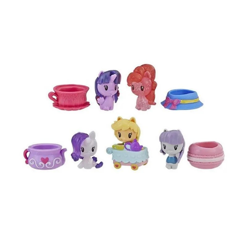 Jual My Little Pony Cutie Mark Crew Series 3 You Re Invited Tea Party 5 Pack Mainan Online Oktober 2020 Blibli Com