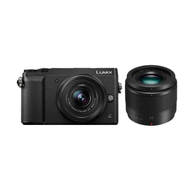 panasonic_panasonic-lumix-gx85-kit-12-32mm-f-3-5-5-6-black-with-panasonic-25mm-f-1-7_full05 8 Kamera Mirrorless Terbaik Untuk Video Yang Jernih