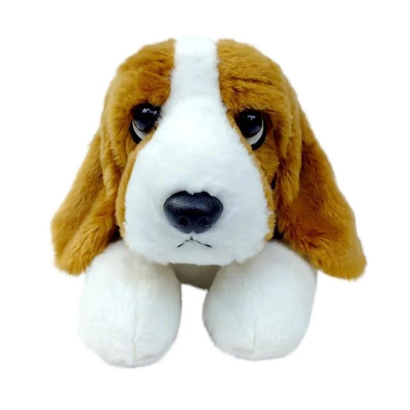 Jual Galeri Boneka Anjing Basset Hound Cute Puppy Series Boneka Online Oktober 2020 Blibli Com