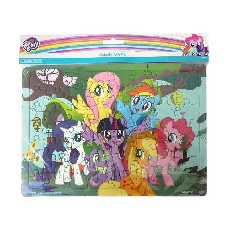 Jual My Little Pony Nb 03790 Forest Mainan Puzzle Large Online Oktober 2020 Blibli Com