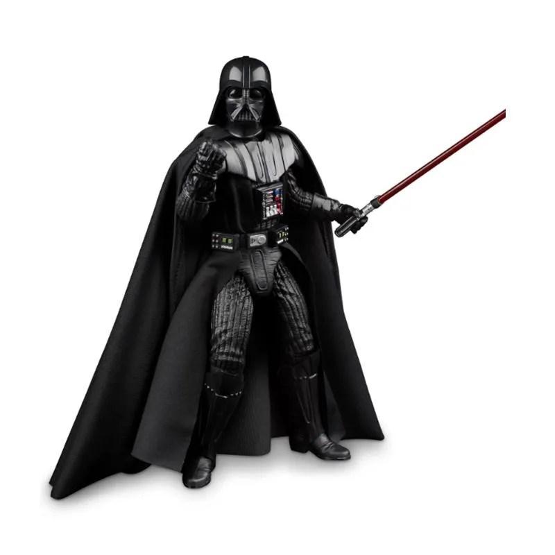 Jual Hasbro Star Wars The Black Series Hyperreal Darth Vader Action Figure Terbaru Juni 2021 Blibli