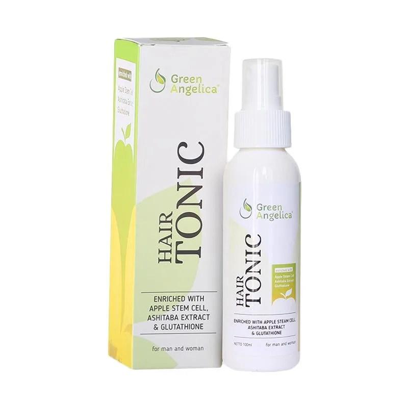 Brand Green Angelica Rp  Stok Tersedia Deskripsi Obat Tradisional Penumbuh Rambut