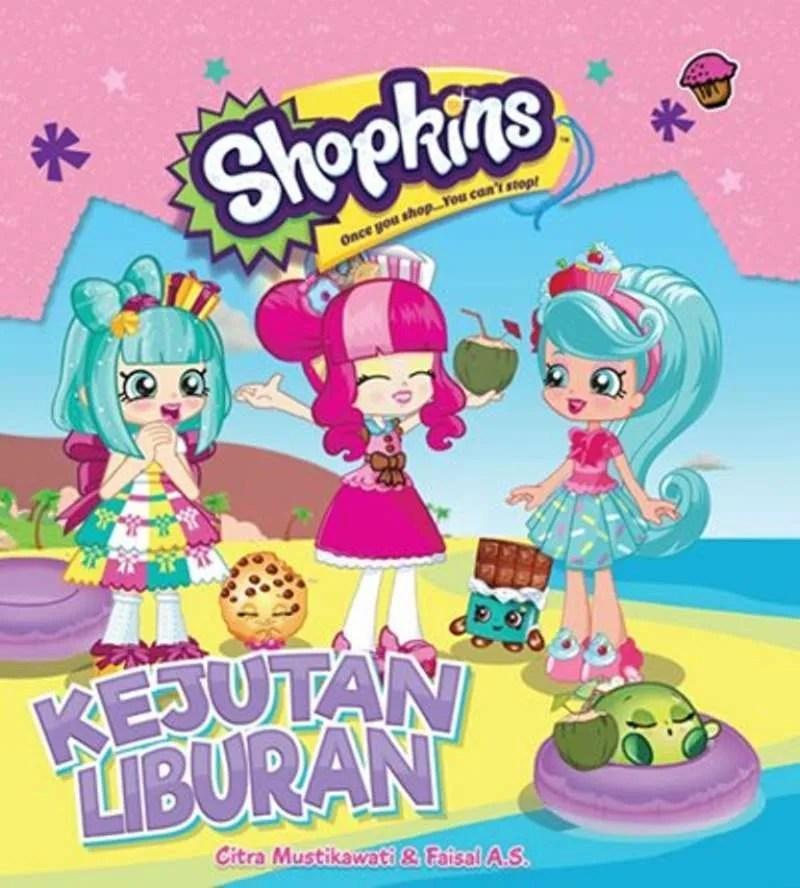 Jual Shopkins Shoppies Kejutan Liburan Sc Online Oktober 2020 Blibli Com