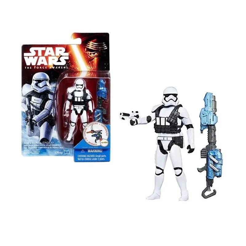 Jual Hasbro Star Wars The Force Awakens Stormtrooper Squad Leader Action Figure 3 75 Inch Terbaru Juni 2021 Blibli