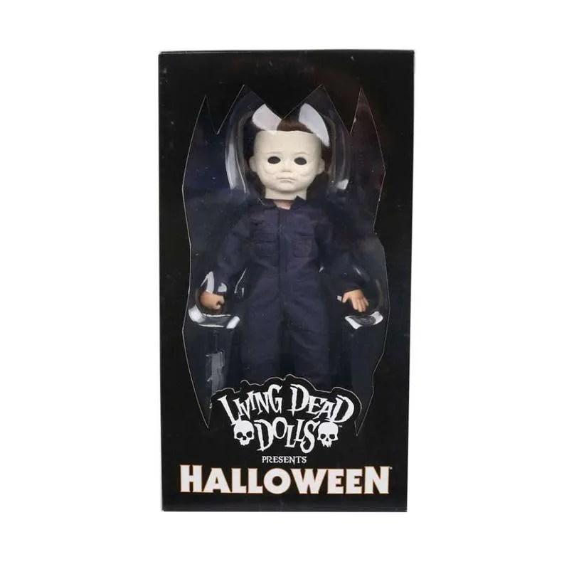 Jual Mezco Toyz Living Dead Dolls Halloween Michael Myers Action Figure Terbaru Juni 2021 Blibli