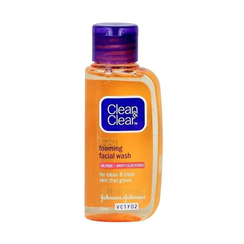Jual Clean Clear Facial Wash 50 Ml Online Oktober 2020 Blibli Com