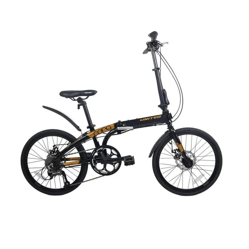 Jual United Cora 9S Sepeda Lipat [20 Inch] Online Januari ...
