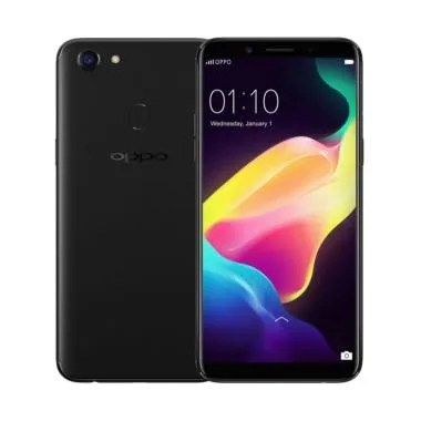 OPPO F5 Pro Selfie Expert and Leader Smartphone - Hitam [6GB/ 64GB]