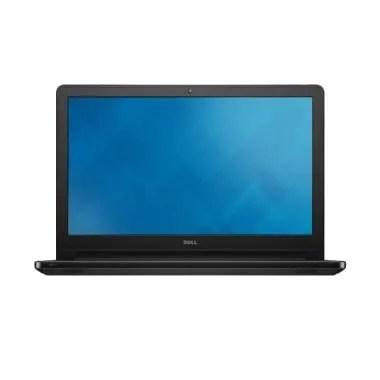 DELL Inspiron 5468 Notebook [Ci7-75 ... B/ Windows 10 SL] - Hitam
