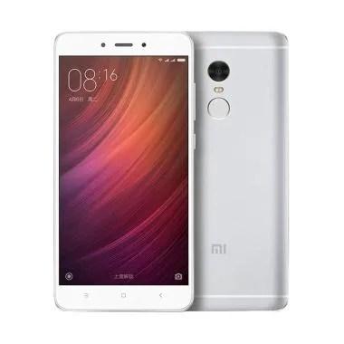 Xiaomi Redmi Note 4 Smartphone - Silver [64GB/ 3GB]