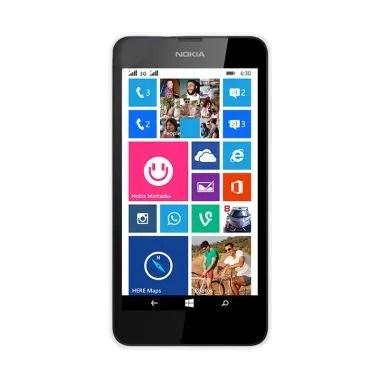 Microsoft Lumia 630 Smartphone - White [8GB]