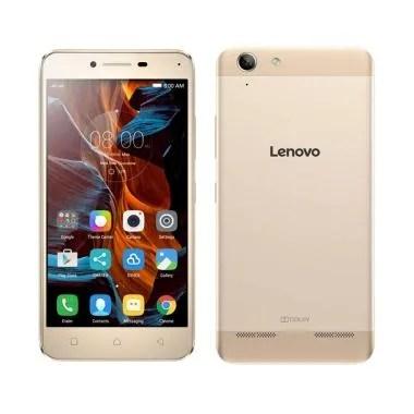 Lenovo Vibe K5 Plus Smartphone - Gold [16GB/3GB]