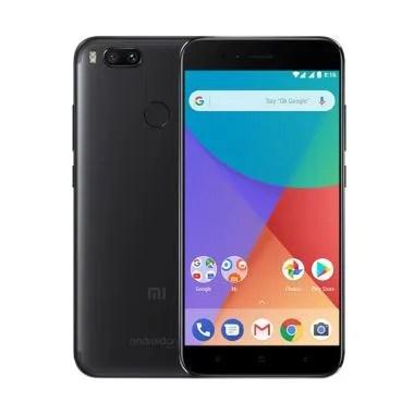 Xiaomi Mi A1 Smartphone - Black [64GB/4GB] GARANSI RESMI TAM