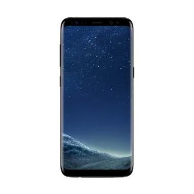 Samsung Galaxy S8 Plus - Midnight B ... GB] Garansi Internasional