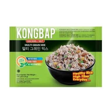 KONGBAP Nut Multi Grain Mix [36 pcs / 25 g]