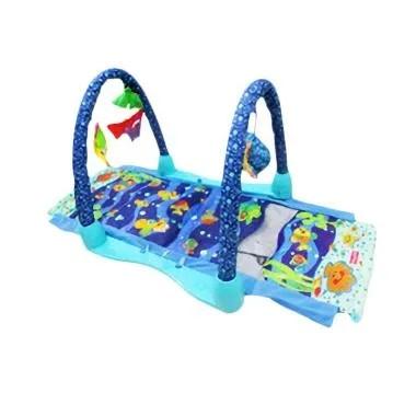 Baby Gift Good Friend Baby's Ocean Playmat - Blue