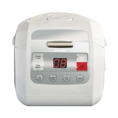 PHILIPS HD 3030 Fuzzy Logic Rice Cooker [1 L]
