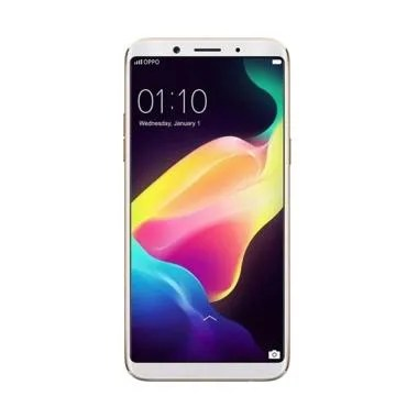 OPPO F5 Youth Smartphone - Gold [32GB/3GB] Free Prince Pc-5