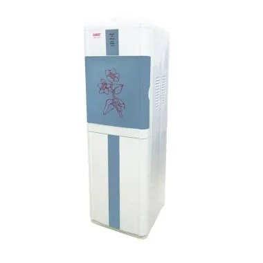 Sanex D-332P Standing Galon Atas Tutup Dispenser Air - Biru